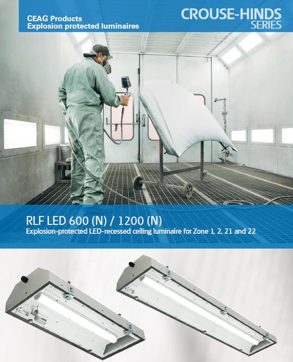 Catálogo RLF LED