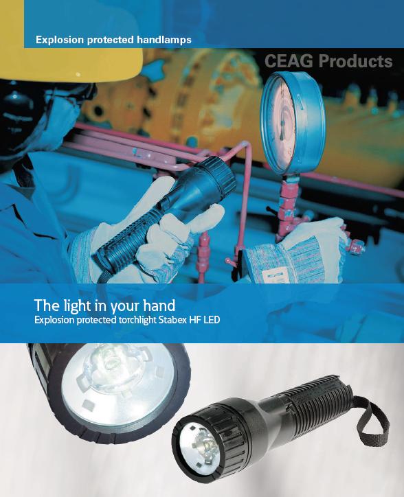 Catálogo Stabex HF LED
